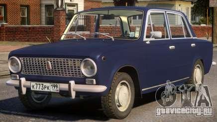 VAZ 2101 Stock для GTA 4