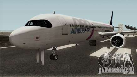 Airbus A321LR для GTA San Andreas
