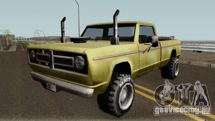 Sadler Mad Max для GTA San Andreas