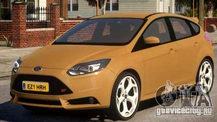 2013 Ford Focus ST для GTA 4