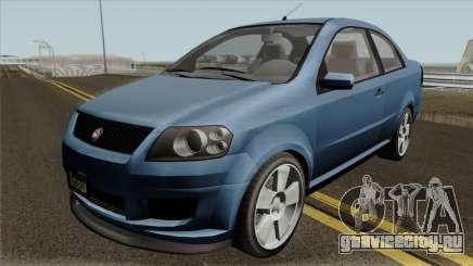Declasse Asea Coupe GTA V IVF для GTA San Andreas