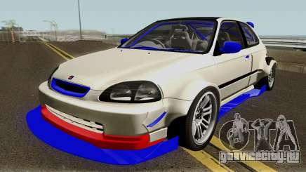 Honda Civic Type R Forza Edition Series VI 1997 для GTA San Andreas