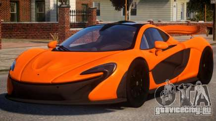 McLaren P1 v2 для GTA 4