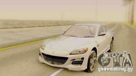 Mazda RX-8 Stock Coupe для GTA San Andreas