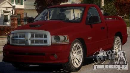 Dodge Ram (Beta) для GTA 4