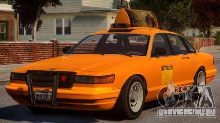 New York Taxi V1 для GTA 4