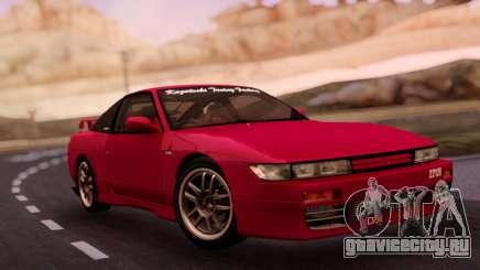 Nissan Silvia S13 Sil80 для GTA San Andreas