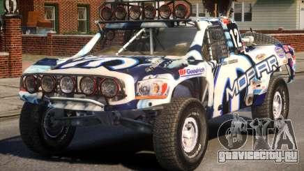 Dodge Ram Trophy PJ2 для GTA 4
