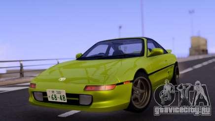Toyota MR-2 GT для GTA San Andreas