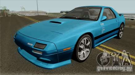 Mazda RX-7 FC3s Touge Edition для GTA San Andreas