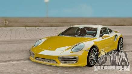 Porsche 911 Turbo S Exclusive Series для GTA San Andreas