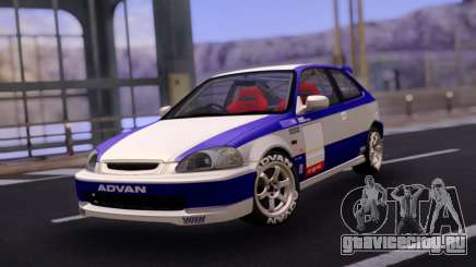 Honda Civic Sport для GTA San Andreas