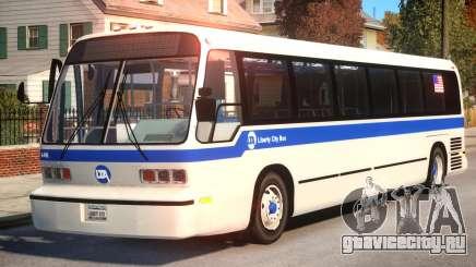 GMC Rapid Transit Series City Bus для GTA 4
