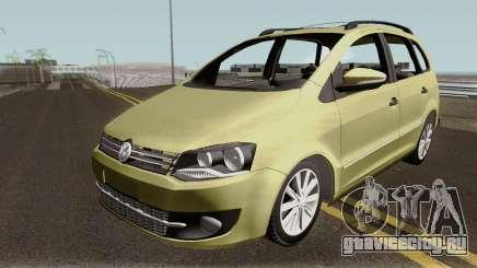 Volkswagen Suran 2015 для GTA San Andreas