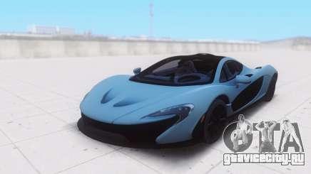 McLaren P1 Sport для GTA San Andreas