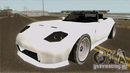 Banshee GTA V (SA Style) для GTA San Andreas