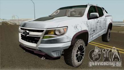 Chevrolet Colorado ZR2 2018 для GTA San Andreas