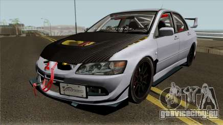 Mitsubishi Evolution Tuning Mod для GTA San Andreas