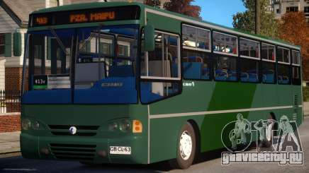 Bus CAIO Alpha для GTA 4