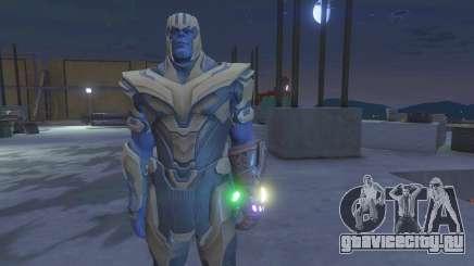 Thanos Fortnite Version для GTA 5
