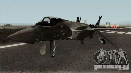 Lockheed Martin F-35A Lighting II для GTA San Andreas