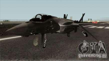 Lockheed Martin F-35A Lighting II для GTA San Andreas