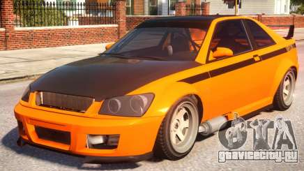 SultanRS to Toyota Altezza для GTA 4