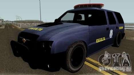 Chevrolet Blazer da SUSEPE для GTA San Andreas