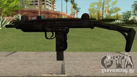 Mini Uzi для GTA San Andreas