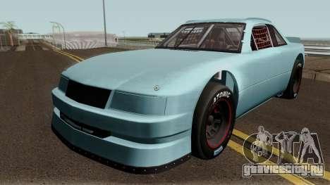 Declasse Sabre Hotring GTA V IVF для GTA San Andreas