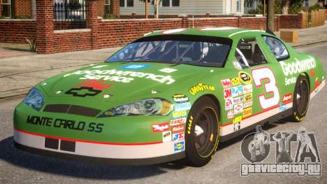 Chevy Monte Carlo SS PJ для GTA 4