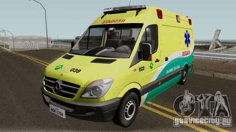 Mercedes-Benz Sprinter EcoSul для GTA San Andreas