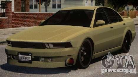 Maibatsu Vincent V2 для GTA 4