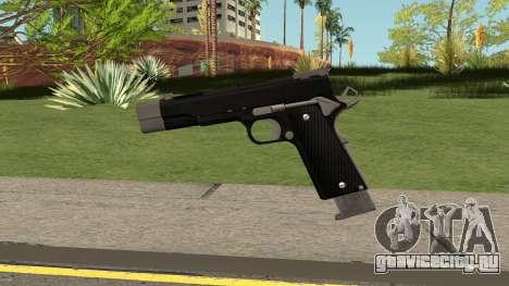 The Punisher Movie Custom M1911 2004 для GTA San Andreas