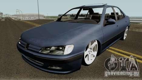Peugeot 406 1999 для GTA San Andreas