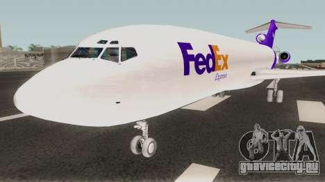 Boeing 727-200 FedEx для GTA San Andreas