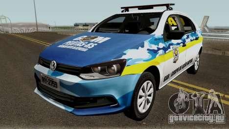 Volkswagen Voyage GCM Pelotas: GAR для GTA San Andreas