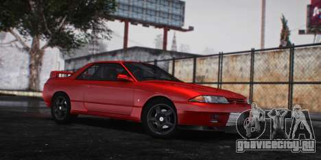 Nissan Skyline GT-R (BNR32) 1989 для GTA San Andreas