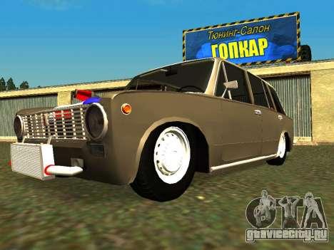 ВАЗ 2102 Дрифт для GTA San Andreas