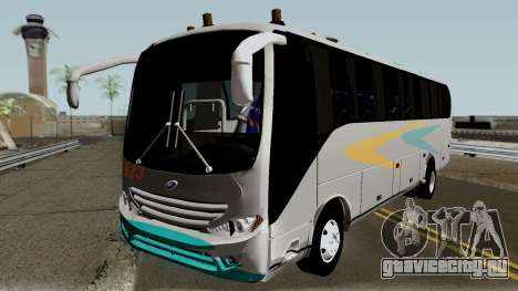 JGB Ibiza MAXXI для GTA San Andreas