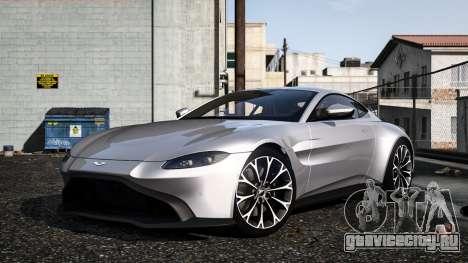 Aston Martin Vantage 2019 для GTA 5