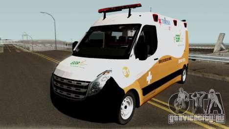 Renault Master EGR для GTA San Andreas