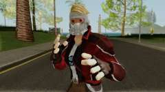 Starlord From Marvel Strike Force для GTA San Andreas