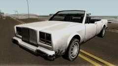Greenwood Cabrio Edition для GTA San Andreas