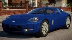 Ford GR-1 V1 для GTA 4