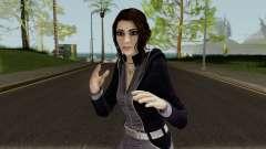 Zoe Castillo from Dreamfall Chapters для GTA San Andreas