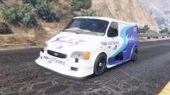 Ford Transit Supervan 3 2004 [add-on] для GTA 5