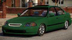 Honda Civic Tuning для GTA 4