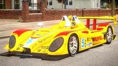 Porsche RS Spyder PJ1