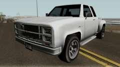 Bobcat GTA IV для GTA San Andreas